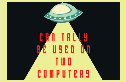 can tally be used on two computers