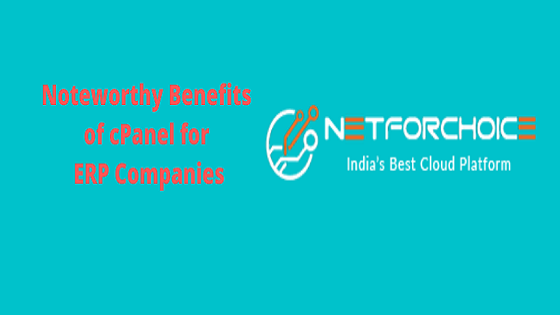 benefits of cpanel