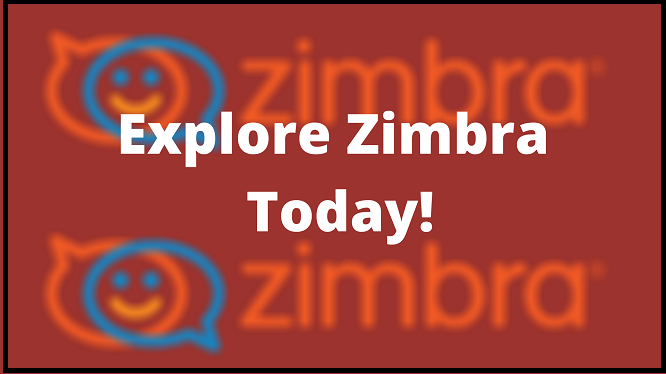what do you mean by Zimbra Mail Client