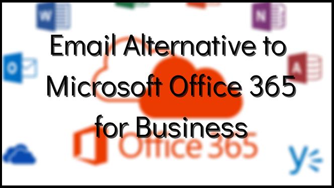 Office 365 alternate email