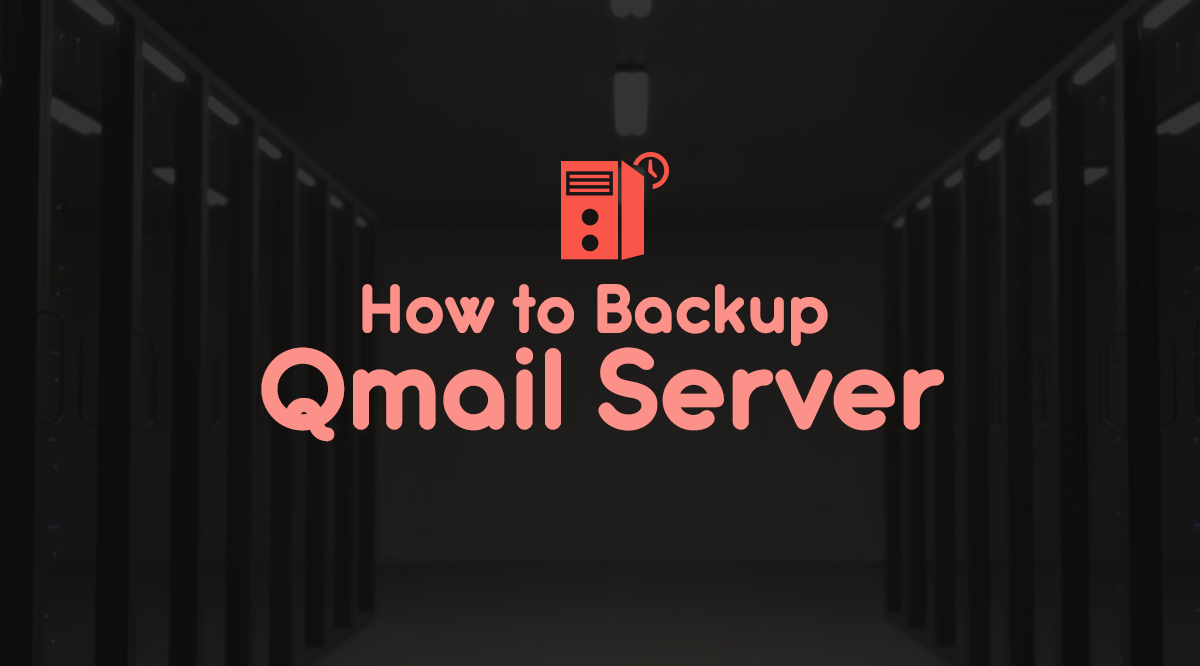 Qmail Backup