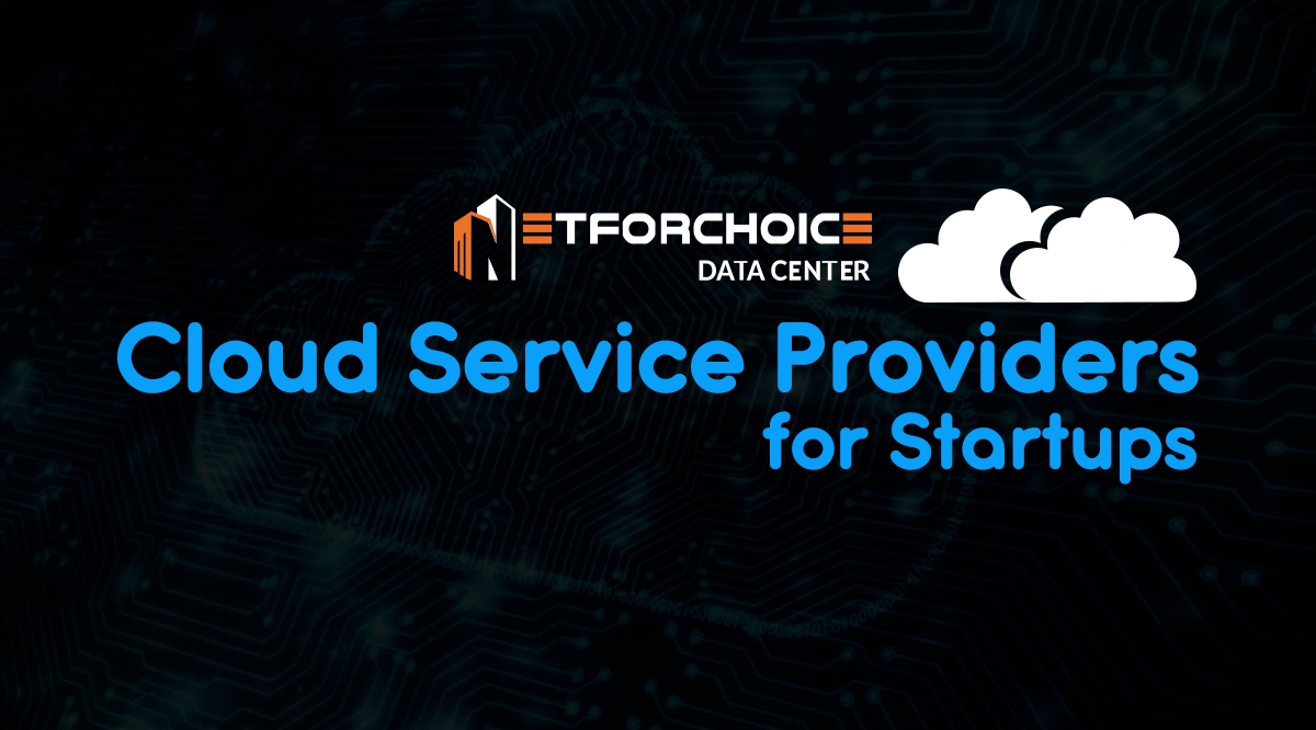 Cloud service providers for startups