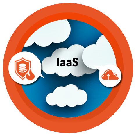 features of IaaS hosting platform