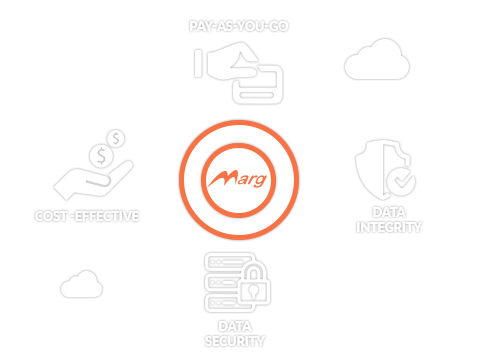 features of marg accounting software on cloud